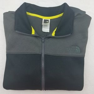 North Face Track Jacket Zip Up Coat Large